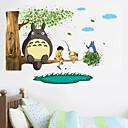 رخيصةأون ديكورات خشب-لواصق حائط مزخرفة - لواصق حائط الطائرة / ملصقات الحائط الحيوان حيوانات / جنيّات غرفة النوم / غرفة الأطفال