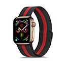 voordelige Apple Watch-bandjes-Horlogeband voor Apple Watch Series 5/4/3/2/1 Apple Milanese lus Roestvrij staal Polsband