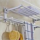 povoljno Gadgeti za kupaonicu-polica za kupaonice višenamjenska moderna inox 1pc - kupaonica s dvostrukim zidom