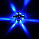 ieftine Lumini de Bicicletă-Lumini de Bicicletă lumini roți Luminile Spoke pentru biciclete LED Ciclism montan Bicicletă Ciclism Rezistent la apă Moduri multiple Foarte luminos Portabil buton baterie Baterii Cell Baterie Alb