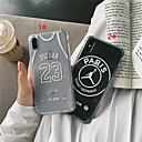 رخيصةأون أغطية أيفون-غطاء من أجل Apple iPhone XS / iPhone XR / iPhone XS Max ضد الصدمات / شفاف / نموذج غطاء خلفي جملة / كلمة ناعم TPU