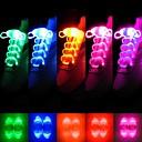 ieftine Ustensile & Gadget-uri de Copt-bărbați moda femei lumina a condus partid șireturile noapte strălucitoare care rulează șireturi club de a evidenția siret luminos
