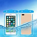 voordelige Galaxy A5(2016) Hoesjes / covers-transparante droge tas waterdichte tassen met lichtgevende onderwater telefoonhoes zwemzakken voor universeel alle modellen 3,5 inch -6 inch