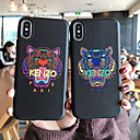 cheap iPhone Cases-Case For Apple iPhone XS / iPhone XR / iPhone XS Max Dustproof / Embossed Full Body Cases Animal Soft TPU