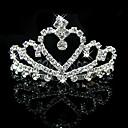 ieftine Bijuterii de Păr-Pentru femei Cute Stil de Mireasă Prințesă Zirconiu Cubic Argilă Aliaj Nuntă Petrecere - Mată