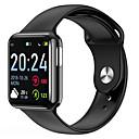 رخيصةأون ساعات ذكية-V5 الذكية ووتش BT اللياقة البدنية تعقب دعم إخطار / ECG + PCG / رصد معدل ضربات القلب الرياضة smartwatch متوافق أبل / سامسونج / هواتف أندرويد