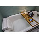 Недорогие Гаджеты для ванной-подушка для ванны подушка для ванны с поддержкой головы, шеи, плеч и спины. нескользящий, очень толстый, мягкий и с большим ощущением релаксации