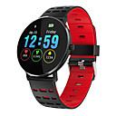 رخيصةأون ساعات ذكية-L6 smartwatch ip68 للماء يمكن ارتداؤها جهاز عداد الخطى رصد معدل ضربات القلب بلوتوث دعوة تذكير الساعات الذكية لالروبوت