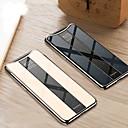 voordelige Galaxy A5(2016) Hoesjes / covers-hoesje Voor OPPO OPPO R11s Plus / Oppo R11s / Oppo R11 Plus Beplating Achterkant Effen Hard Gehard glas