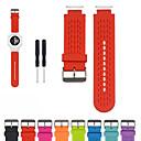 ieftine USB-uri-trupa smartwatch pentru abordarea s2 / abordare s4 Garmin silicon sport bandă moda curea moale pentru încheietura mâinii