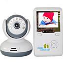 povoljno IP kamere-Factory OEM® 0.3 mp Baby Monitor CMOS 70 ° ° C Raspon noćne vidljivosti 5 m 0 GHz