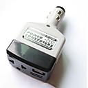 voordelige Autoladers-Auto power converter omvormer 12 v / 24 v voor 220 v adapter oplader auto sigarettenaansteker powerusb converter