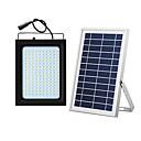 olcso Mennyezeti LED lámpák-1db 20 W LED projektorok / Kültéri világítás / Napfényes napfény Vízálló / Nap- / fényvezérlő Fehér 5.5 V Kültéri világítás / Úszómedence / Udvar 150 LED gyöngyök