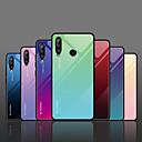 voordelige Huawei Honor hoesjes / covers-hoesje Voor Huawei Huawei Honor 10 / Honor 10 Lite / Eer 10i Schokbestendig Achterkant Kleurgradatie Hard TPU / Gehard glas