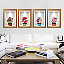 رخيصةأون ملصقات ديكور-لواصق حائط مزخرفة - لواصق حائط الطائرة حياة هادئة / الأزهار / النباتية غرفة النوم / داخلي