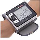 povoljno Modne ogrlice-dom inteligentni elektronički ručnog tlaka monitor automatski dom s / bez glasa krv metar krvni tlak mjerač tenziometar
