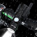 ieftine lanterne-LED Lumini de Bicicletă Lanterne LED Iluminat Bicicletă Față Becul farurilor Ciclism montan Bicicletă Ciclism Rezistent la apă Întins Portabil Eliberare rapidă Baterii Lithium-ion Reîncărcabilă 400 lm