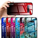 voordelige Galaxy Note-serie hoesjes / covers-case voor samsung galaxy s10 s10e s10 plus spiegel full body cases kleurverloop tpu gehard glas s9 s9 plus