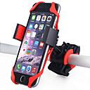 povoljno Sjedala i cijevi sjedala-Nastavak za telefon Prilagodljivo Flip od 360° u letu GPS za Cestovni bicikl Mountain Bike Motocikl Silicon ABS iPhone X iPhone XS iPhone XR Biciklizam Crn Crvena 1 pcs