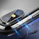 رخيصةأون أقراط-واقي شاشة لآبل iPhone xs / iphone xr / iphone xs max / x زجاج مقسى واقي عدسة كاميرا 1 كمبيوتر عالي الوضوح (HD) / صلابة 9H / مقاومة للانفجار