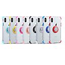 povoljno iPhone maske-Θήκη Za Apple iPhone XS / iPhone XR / iPhone XS Max Otporno na trešnju Stražnja maska Prozirno TPU