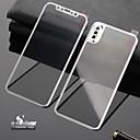 voordelige iPhone SE/5s/5c/5 screenprotectors-3d gebogen rand voorfront gehard glas volledige scherm bescherming vervanging geval titanium legering hoes iphone xs max / xr / xs / x / 7 / 7s / 8 / 8s plus