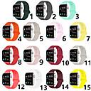 povoljno Apple Watch remeni-Pogledajte Band za Apple Watch Series 5/4/3/2/1 Apple Sportski remen Silikon Traka za ruku