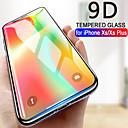 رخيصةأون أغطية أيفون-9D الزجاج الواقي لفون X 10 حامي الشاشة اي فون XR XS زائد ماكس الزجاج المقسى على اي فون الزجاج الحماية