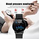povoljno Zvučnici-s16 pametna narukvica gledati žene otkucaja srca monitor krvni tlak sportski korak tracker pametan narukvicu