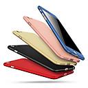 voordelige iPhone 6 Plus hoesjes-hoesje Voor Apple iPhone XS / iPhone XR / iPhone XS Max Schokbestendig Achterkant Effen Hard PC