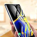 رخيصةأون حافظات / جرابات هواتف جالكسي S-Samsung GalaxyScreen ProtectorS9 انفجار برهان حامي شاشة أمامي 1 قطعة TPU
