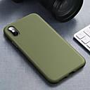 رخيصةأون أغطية أيفون-صديقة للبيئة حالة السيليكون لفون xs ماكس xr xs x وسادة هوائية للصدمات حالة تغطية ل iphone 8 زائد 8 7 زائد 7 tpu حالات