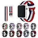 voordelige Smartwatch-hoezen-Horlogeband voor Apple Watch Series 5/4/3/2/1 Apple Sportband / Klassieke gesp Nylon Polsband