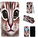 voordelige iPhone 7 hoesjes-hoesje voor apple iphone xr / iphone xs max magnetisch / flip / met standaard full body koffers cat hard pu leer voor iphone 5 / se / 5s / 6 / 6s plus / 7/8 plus / xs / x