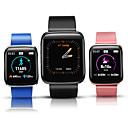levne Chytré náramky-w5 sport chytrý náramek ip67 fitness tracker tepová frekvence krevní tlak monitor připomenutí sportovní náramek zdraví chytré hodinky