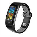 tanie Etui / Pokrowce do Samsunga Galaxy S-imosi Q6 Mężczyźni Kobiety Inteligentny zegarek Android iOS Bluetooth Wodoodporny Ekran dotykowy Pulsometry Pomiar ciśnienia krwi Sport Krokomierz Powiadamianie o połączeniu telefonicznym Rejestrator