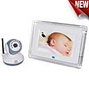 povoljno IP kamere-7-inčni bežični digitalni bebi monitor podržava funkciju interkoma noćnog vida