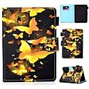 رخيصةأون أغطية-غطاء من أجل KOBO kobo clara HD حامل البطاقات / ضد الصدمات / مع حامل غطاء كامل للجسم فراشة قاسي جلد PU