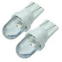 voordelige Autobinnenverlichting-10 stks / set t10 wit 12 v led 194 168 158 5 w 6500 k side auto auto wedge dashboard licht