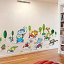 رخيصةأون أدوات الحمام-لواصق حائط مزخرفة - لواصق حائط الطائرة حيوانات / كرة القدم غرفة النوم / داخلي
