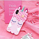 voordelige iPhone-hoesjes-hoesje Voor Samsung Galaxy S8 Plus / S8 / S7 edge Schokbestendig Achterkant Cartoon Zacht silica Gel