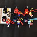voordelige iPhone 7 hoesjes-airpods case mooie patroon schokbestendige beschermende cartoon cover draagbare voor airpods1& airpods2 (airpods oplaadcassette niet inbegrepen)
