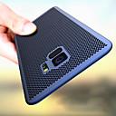 رخيصةأون حافظات / جرابات هواتف جالكسي S-غطاء من أجل Samsung Galaxy S9 / S9 Plus / S8 Plus نحيف جداً / مثلج غطاء خلفي لون سادة قاسي الكمبيوتر الشخصي