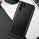 رخيصةأون Huawei أغطية / كفرات-ألياف الكربون لينة tpu حالة الهاتف لهواوي p30 الموالية p30 لايت p30 p20 الموالية p20 لايت p20 الحالات غطاء سيليكون