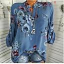 رخيصةأون تيشيرتات وتانك توب رجالي-نسائي مناسب للخارج أساسي بقع / طباعة قميص, ورد قبعة القميص
