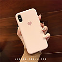 povoljno iPhone maske-Θήκη Za Apple iPhone XS / iPhone XR / iPhone XS Max Uzorak Stražnja maska Srce TPU