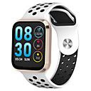 ieftine Colier la Modă-M98 smart ceas bluetooth fitness tracker suport notificare / monitorizarea ritmului cardiac / măsurarea tensiunii arteriale sport smartwatch compatibil Apple / Samsung / telefoane android