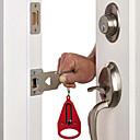 رخيصةأون ملابس وإكسسوارات الكلاب-قفل الباب الفولاذ المقاوم للصدأ الأمن غلق بمشبك قفل لا تثبيت المحمولة مريحة