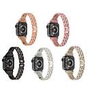 povoljno Apple Watch remeni-veza narukvica remen za jabuku sat bend 42mm 38mm 44mm 40mm dijamant od nehrđajućeg čelika sat za satove jabuka gledati 4/3/2/1