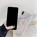 رخيصةأون أغطية أيفون-غطاء من أجل Apple iPhone XS / iPhone XR / iPhone XS Max مع حامل / IMD / نموذج غطاء خلفي كارتون / حجر كريم الكمبيوتر الشخصي